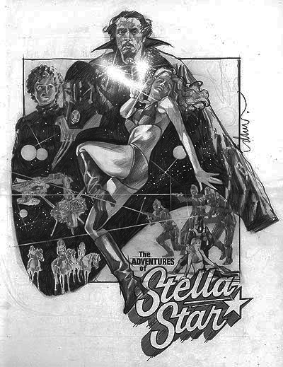 Star Crash poster