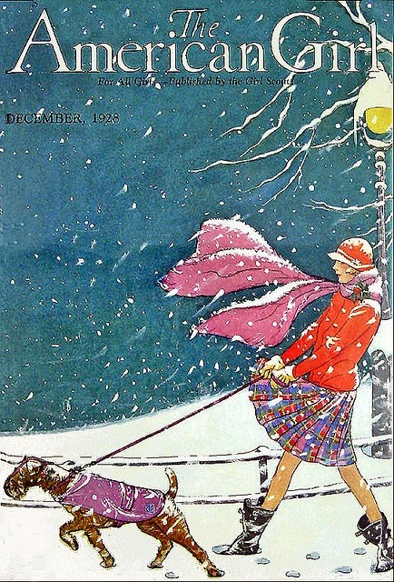 winter wonderland illustrated (4/6)